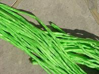 Bright Green Light 2-3 mm Cords