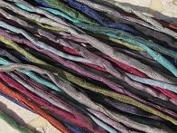 Assortment Dark Night Silk Cords 2-3mm