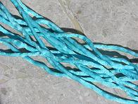Turquoise 1/8 Cording