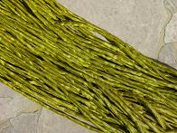 Chartreuse 2-3 mm Cords