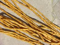 Mustard 2-3mm Cords
