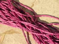 Raspberry Pink 1/8 Cording