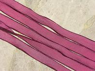 Raspberry Silk Ribbons