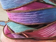 Eye Candy Silk Ribbons