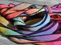 Cosmos Silk Ribbons
