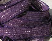 Purple Fizz Metallic Gold